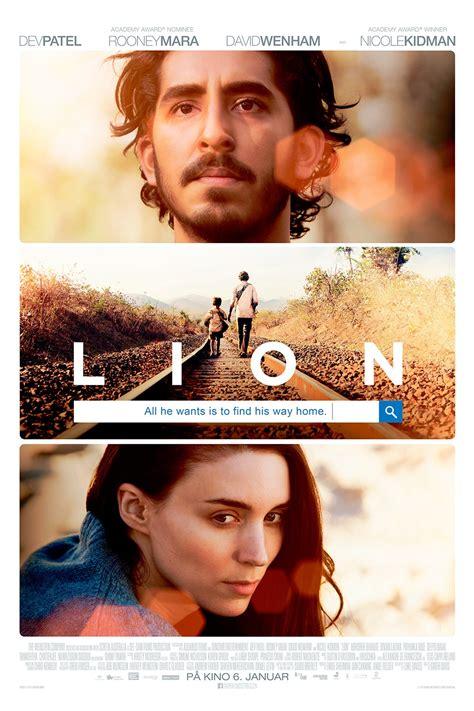 film about lion lion dvd release date redbox netflix itunes amazon