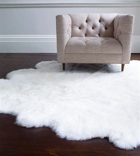 sheepskin floor rug sheepskin area rug quarto in by ugg australia color combo of the moment winter whites
