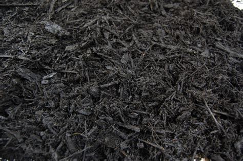 black mulch dirt depot inc