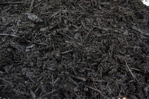hardwood mulch home depot black mulch dirt depot inc
