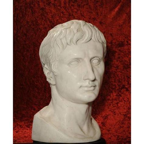 augusto di prima porta busto imperatore augusto di prima porta grande