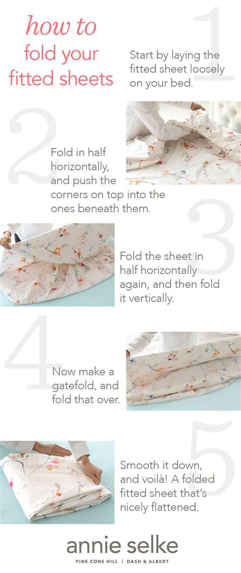 How To Fold Sheets For Linen Closet by Best 25 Fold Bed Sheets Ideas On Folding