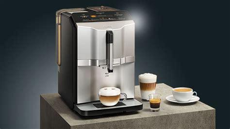 siemens kaffeevollautomat integriert kaffeevollautomaten 220 bersicht siemens hausger 228 te
