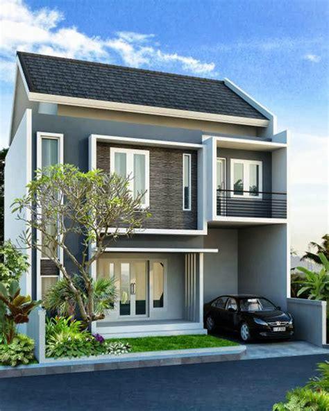 desain rumah dua lantai rumah konsep minimalis type 70 dua lantai desain tipe rumah