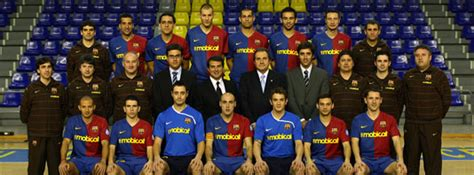 equipo futbol sala barcelona web oficial del equipo de f 250 tbol sala fc barcelona