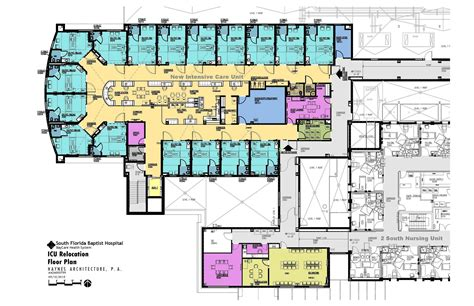 icu floor plan south florida baptist expects to open state of the art icu
