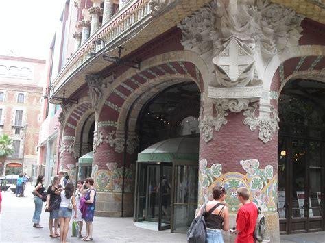 casa della musica barcellona the palau de la m 250 sica catalana barcelona spain