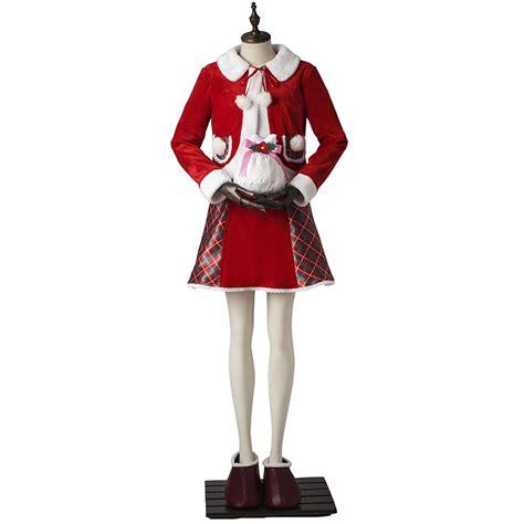 Kostum Santa Santa Costume 1 Set santa claus costume santa costume dress clothing