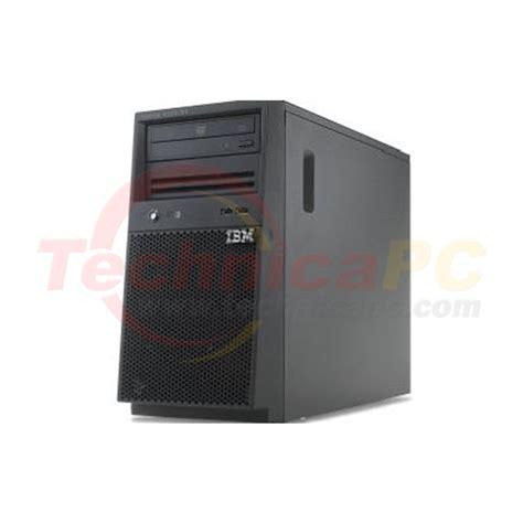 Ibm System X3100 M5 5457 I2a B3a ibm system x3100 m5 5457 i2a intel xeon e3 1220v3 4gb 1tb sata tower server technicapc