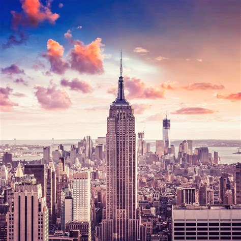 empire background empire state building wallpapers wallpaper cave