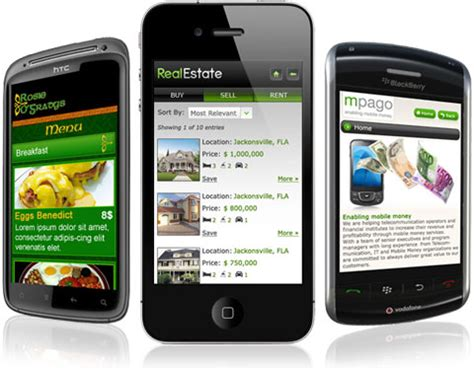 mobile websites mobile websites