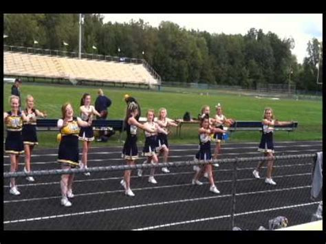 north ridgeville middle school north ridgeville middle school cheer team 2012 2013 youtube