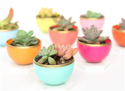 Kinsey Planters by 12 Colorful Crafts For The Ibotta