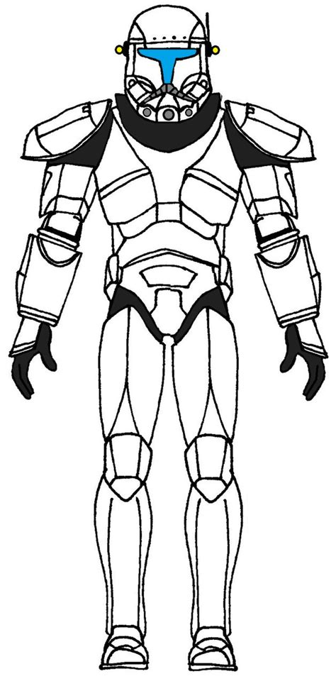 coloring pages wars clone trooper free printable wars coloring pages for