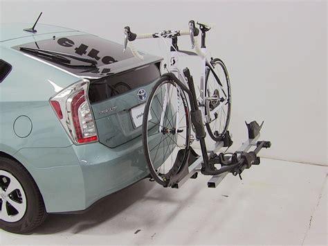 Best Bike Rack For Prius by 2009 Toyota Prius Thule T2 Platform Style 2 Bike Carrier