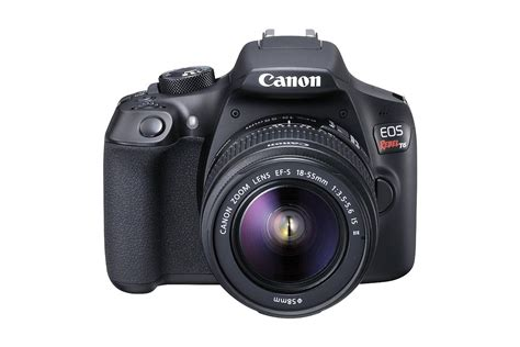 new canon new canon eos rebel t6 18mp digital slr with ef s