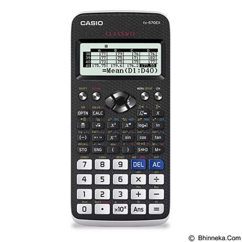 Harga Fx Me 25 jual casio kalkulator fx 570ex murah bhinneka