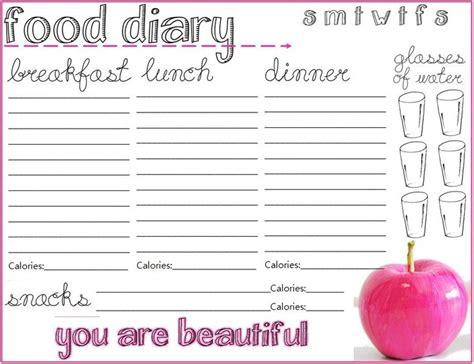 diario alimentare giornaliero l importanza diario alimentare alimentazioneinequilibrio