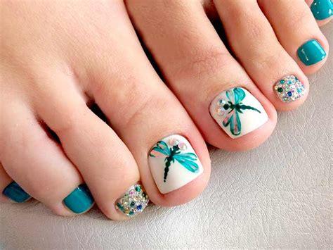 toe nail designs beautiful toe nail ideas to try naildesignsjournal