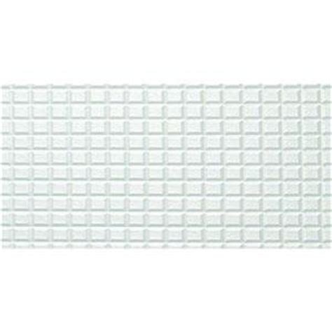spectra tile waterproof ceiling tiles 2x4 wh rprt ceiling