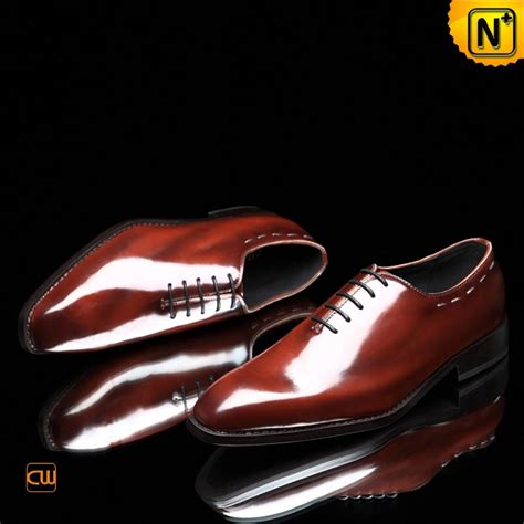 designer leather dress oxford shoes for cw762040