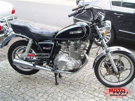 1980 Suzuki Motorcycles Suzuki Gs 450 L 1980 Specs And Photos