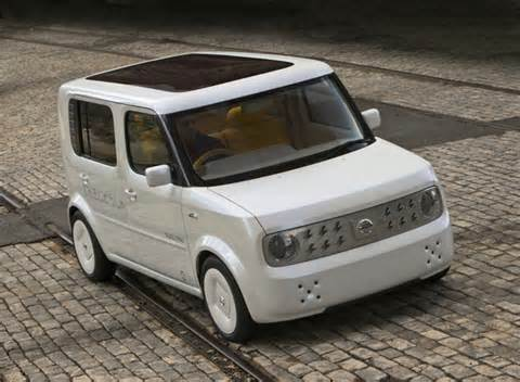 Honda Cube Honda Element Vs Scion Xb Vs Nissan Cube