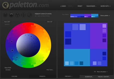 designspiration colour how to use colors in ui design prototypr