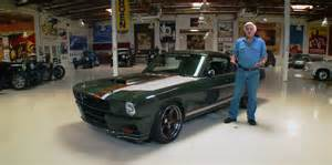 leno s garage 1965 ford mustang espionage ford authority