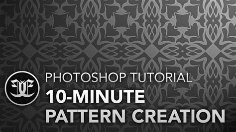 patterns photoshop elements 9 photoshop tutorial 10 minute pattern creation youtube