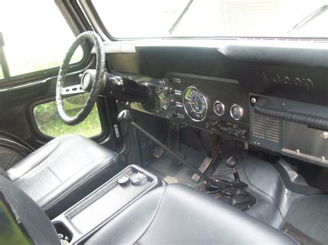 Jeep Interiors by 1979 Jeep Cj5 Interior Pictures Cargurus