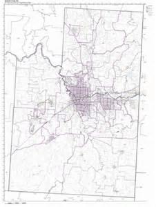 Spokane Zip Code Map by Washington Zip Code Maps County Index Map For Viewing