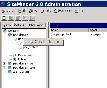 Siteminder Administrator by Integration With Ca Siteminder