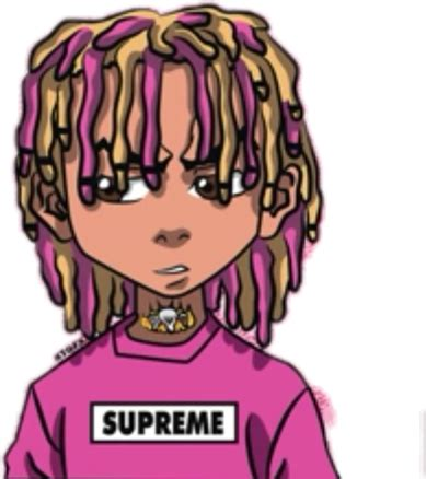 lil pump png lil pump sticker by elijahwestery