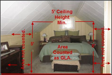 attic area how to measure a finished attic area the fannie mae 5