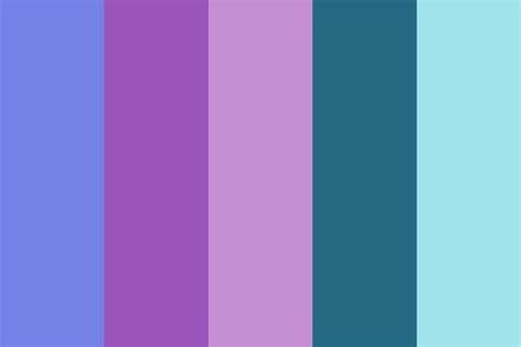 sleep color its time to sleep color palette
