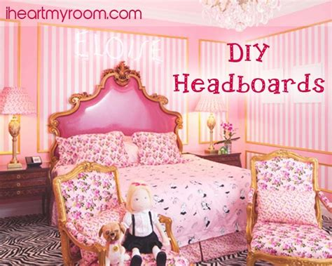 headboards for teens diy headboards great teen girl s room chloe pinterest