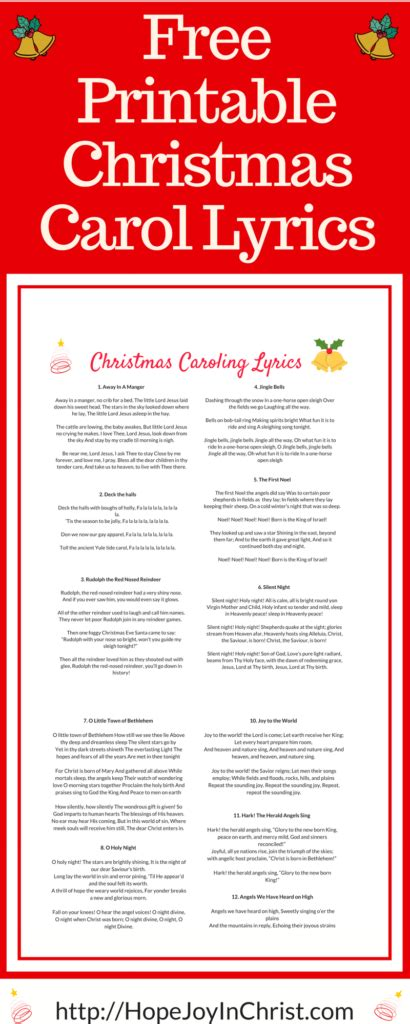 Printable Lyrics To Didn T I Walk On The Water | is there value in the christmas tradition of caroling