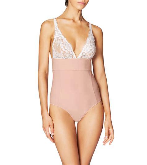 Stella Mccartney Strips stella mccartney admiring bodysuit boutique