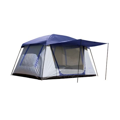 10x12x5ft magnum wall tent and angle kits green mountain 5xd blue