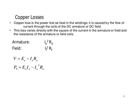 losses in inductor copper losses inductor 28 images inductors copper loss in transformer electrical