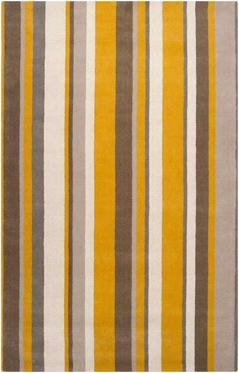surya striped rug surya mystique solid striped area rug collection rugpal m 426 1200