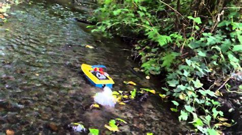 sprint boat fails nqd sprint jet boat rc impeller fail youtube