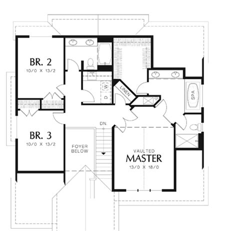 at prospect floor plans prospect 5901 3 bedrooms and 2 baths the house designers