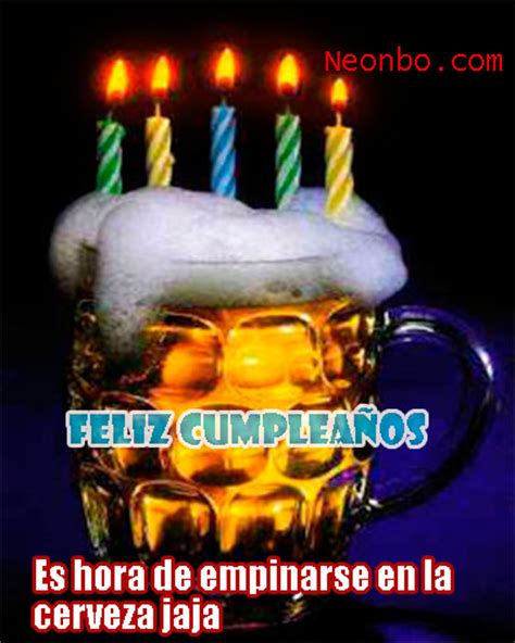 imagenes de cumpleaños cerveza 7 memes de cumplea 241 os para mujeres