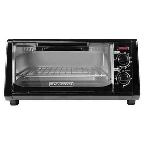 Toaster Oven With Toaster On Top Best Price Black Decker 4 Slice Toaster Oven Only 11 00