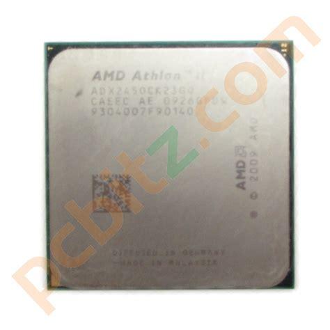 Amd Athlon X2 245 2 9ghz amd athlon ii x2 245 adx2450ck23gq 2 9ghz am2 am3 processor ebay