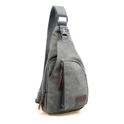 small one shoulder backpack small casual crossbody canvas messenger shoulder