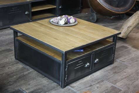 Table Basse Pour Studio