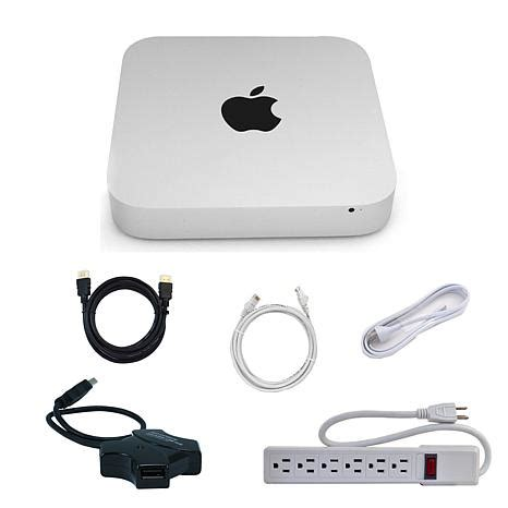 Apple Mac Mini Mgem2id A 4gb I5 apple mac mini intel i5 4gb ram 500gb drive desktop